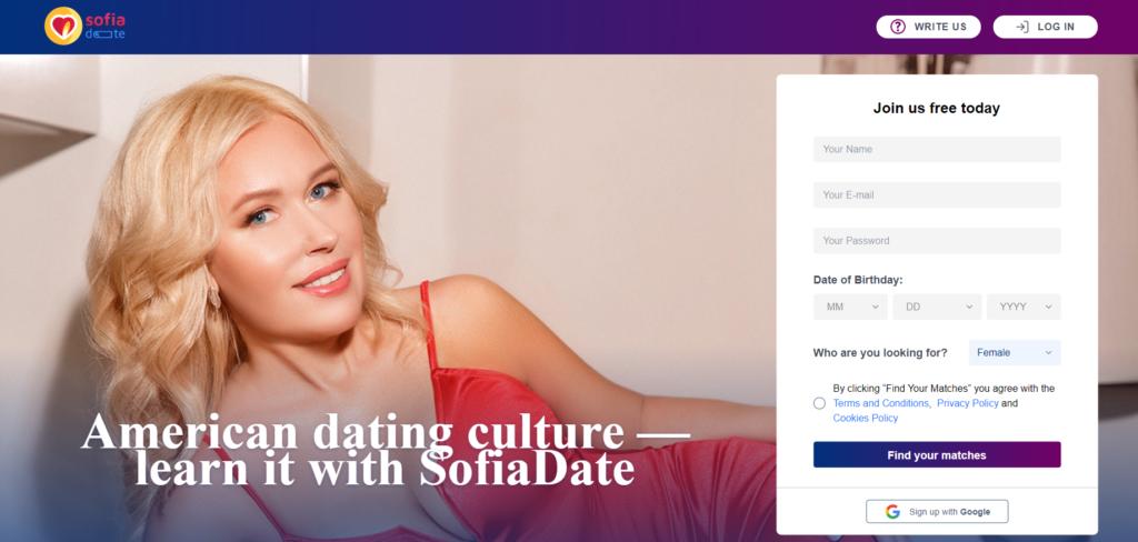 Dating sites usa
